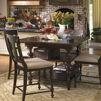 High Quality Collections » Paula Deen Home   Dining Room. Kitchen Gathering Table