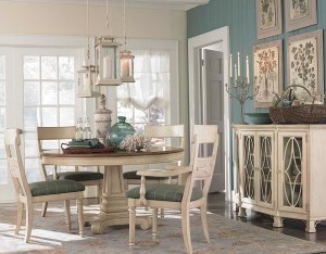 Dining room sanders furniture company winder georgia for Dining room decor accessories