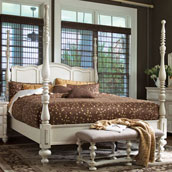 Savannah Poster Bed