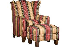 King Hickory Athens Chair 771