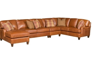 King Hickory Chatham Sectional 5900