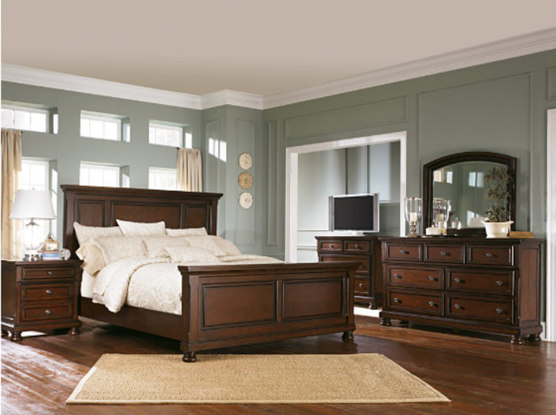 Ashley Porter Bed